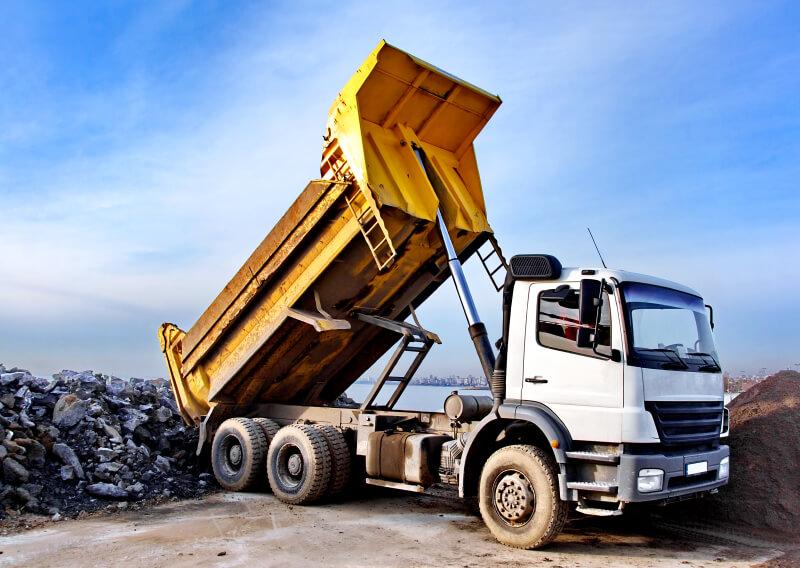 Gebrauchte Baumaschinen > LKW Fahrzeuge